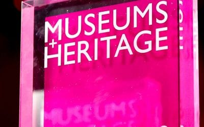 Shortlisted for National Museum and Heritage Awards